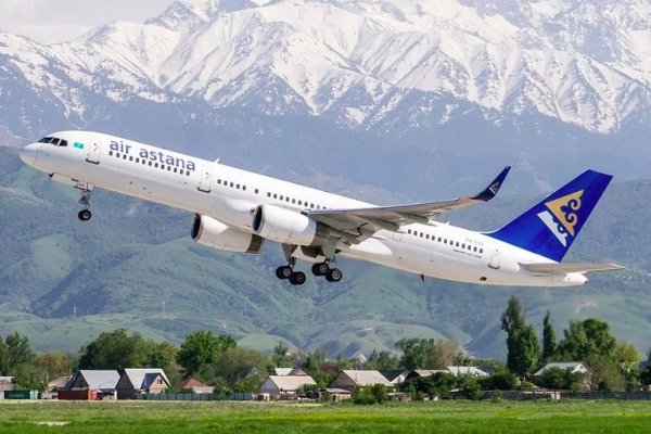 Казахстанська авіакомпанія обговорює запуск рейсів до Львова