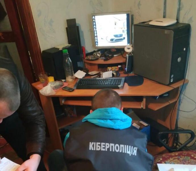 Кіберполіція викрила чоловіка у викраденні 2,2 млн гривень благочинних коштів