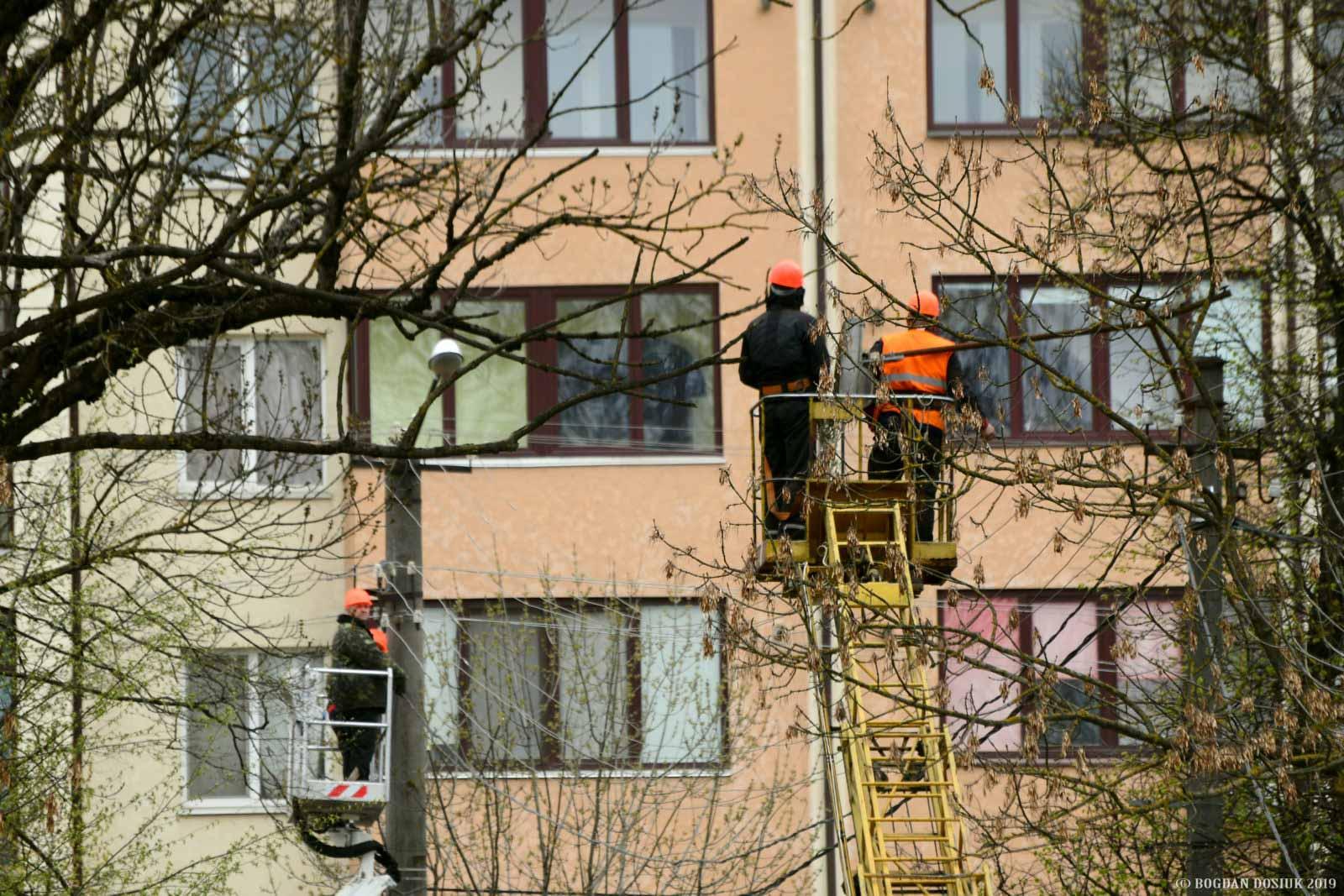 Цьогоріч в місті планують замінити зовнішнє освітлення на 20 вулицях