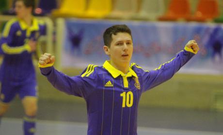 Франківський футзаліст відзначився хет-триком у чемпіонаті Латвії (ВІДЕО)