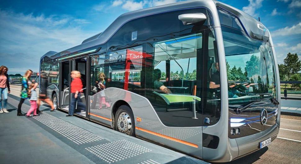 У Франківську запустять комунальний автобус без водія