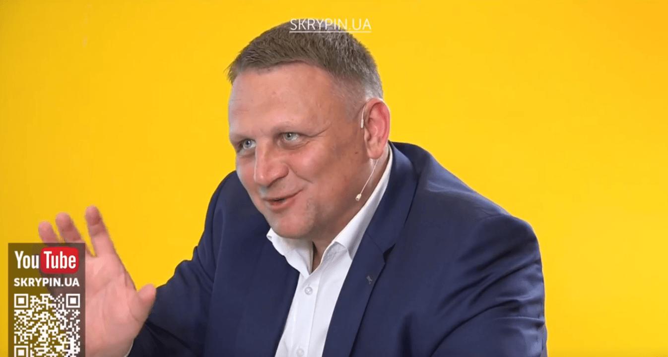 Шевченко піде у Верховну Раду від Івано-Франківська (ВІДЕО)
