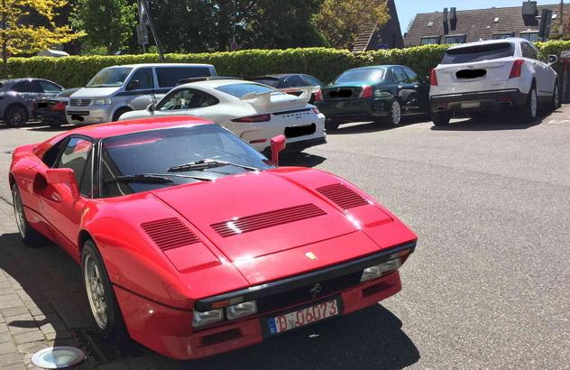 У Німеччині під час тест-драйву викрали рідкісну Ferrari за два мільйони євро