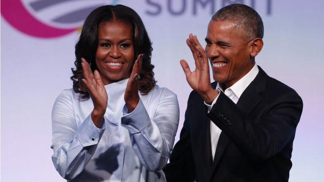 Мішель і Барак Обама випускатимуть власні фільми та серіали