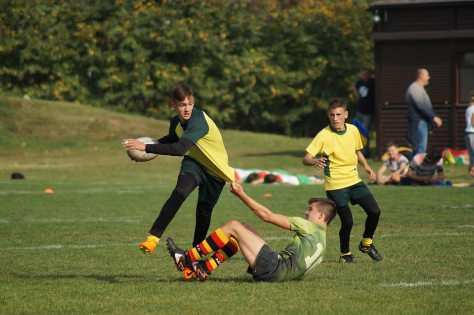 Чемпіонат України з регбі пройде в Івано-Франківську