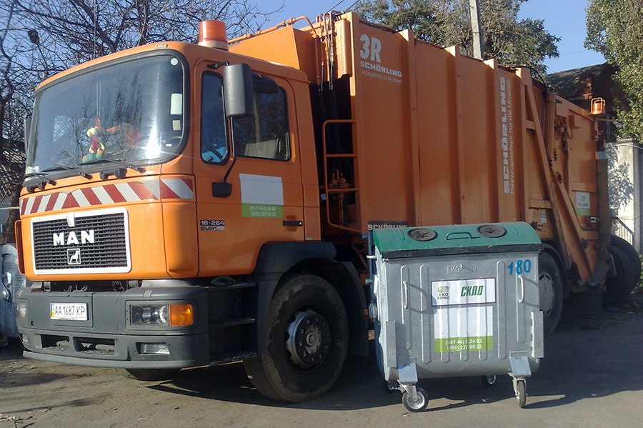 Конкурс на вивезення твердих побутових відходів проведуть в Івано-Франківську