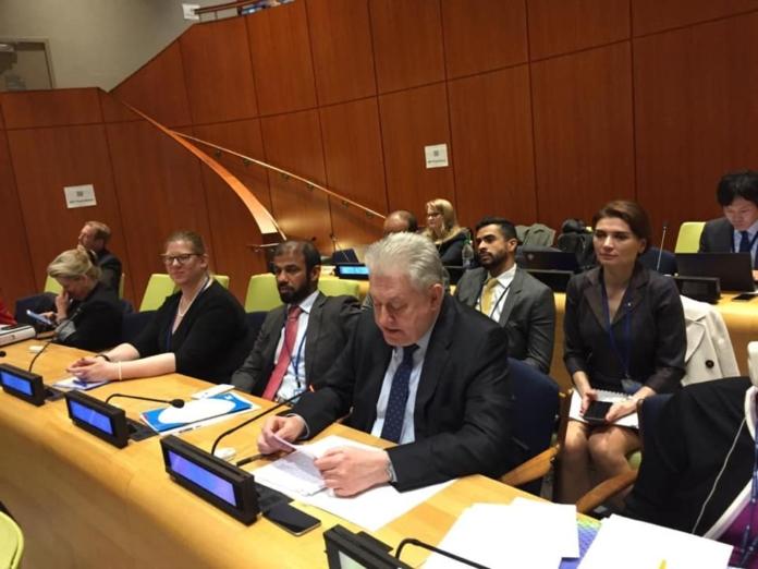 Україна попередила ООН про загрозу розміщення Росією ядерної зброї в анексованому Криму