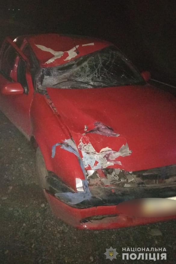 На Рогатинщині чоловік, якого висадили з автобуса, потрапив під машину і загинув (ФОТО)