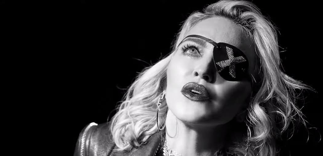 Мадонна презентувала новий кліп на пісню Crave (ВІДЕО)