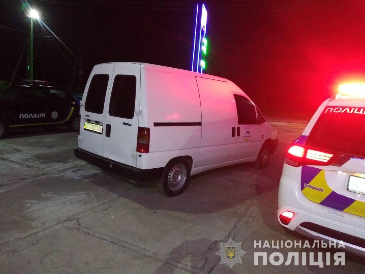 Двом молодикам, які вчинили розбійний напад на Городенківщині, оголосили підозру