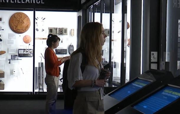 У США відкрили восьмиповерховий шпигунський музей (ВІДЕО)