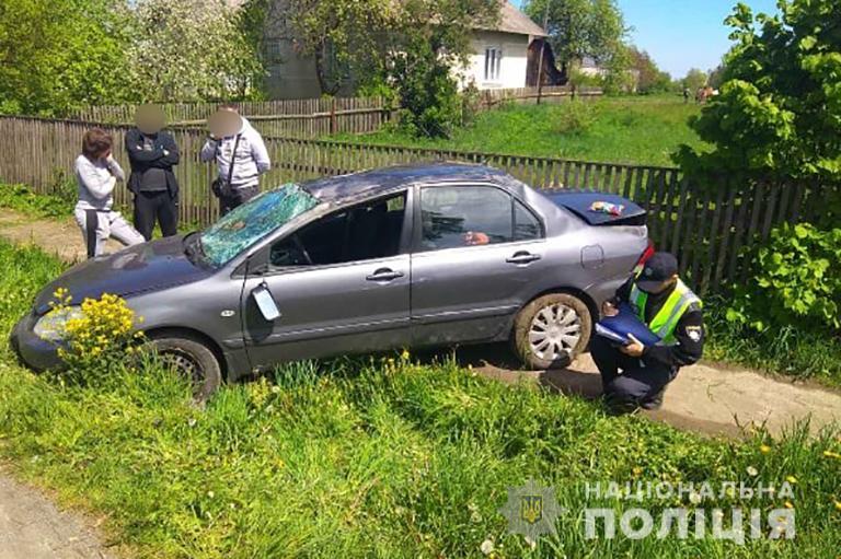 У ДТП вТисменичанах травмувалися жінка і дитина з Києва (ФОТО)