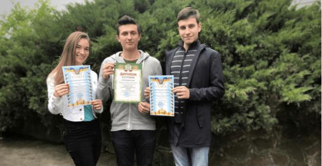 Студенти франківського вишу відзначилися на Всеукраїнській олімпіаді з безпеки життєдіяльності (ФОТО)