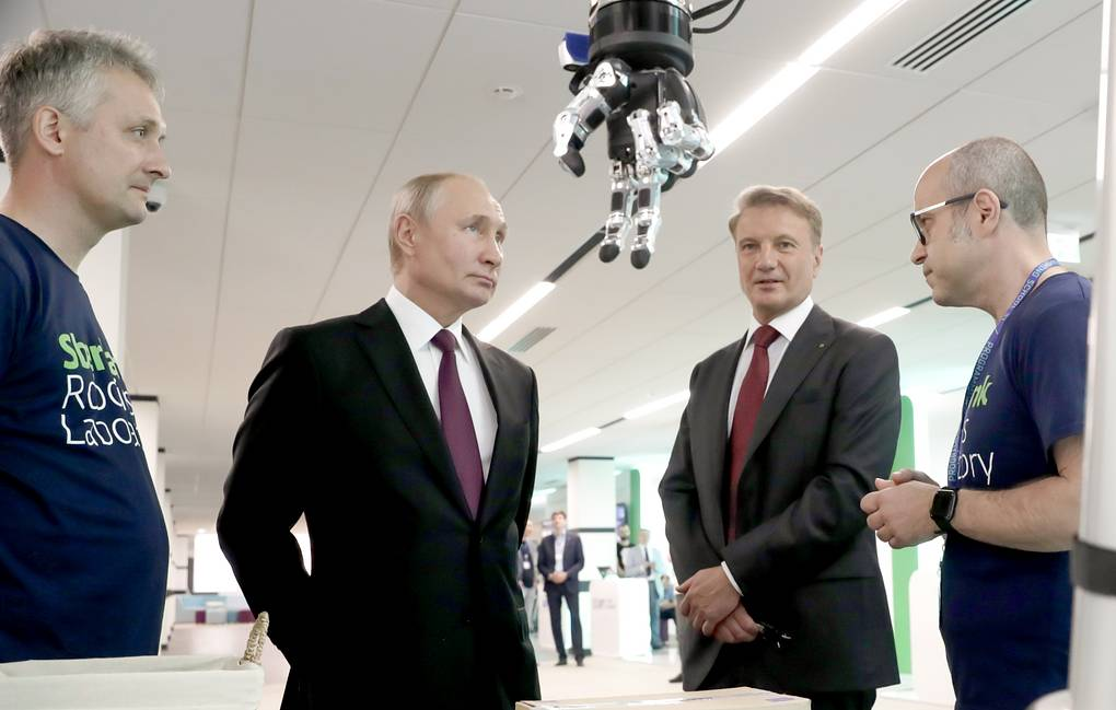 Путін мріє стати володарем світу