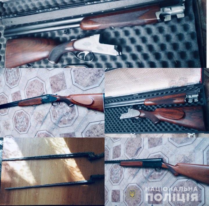 За квітень прикарпатці добровільно здали майже триста одиниць зброї (ВІДЕО)