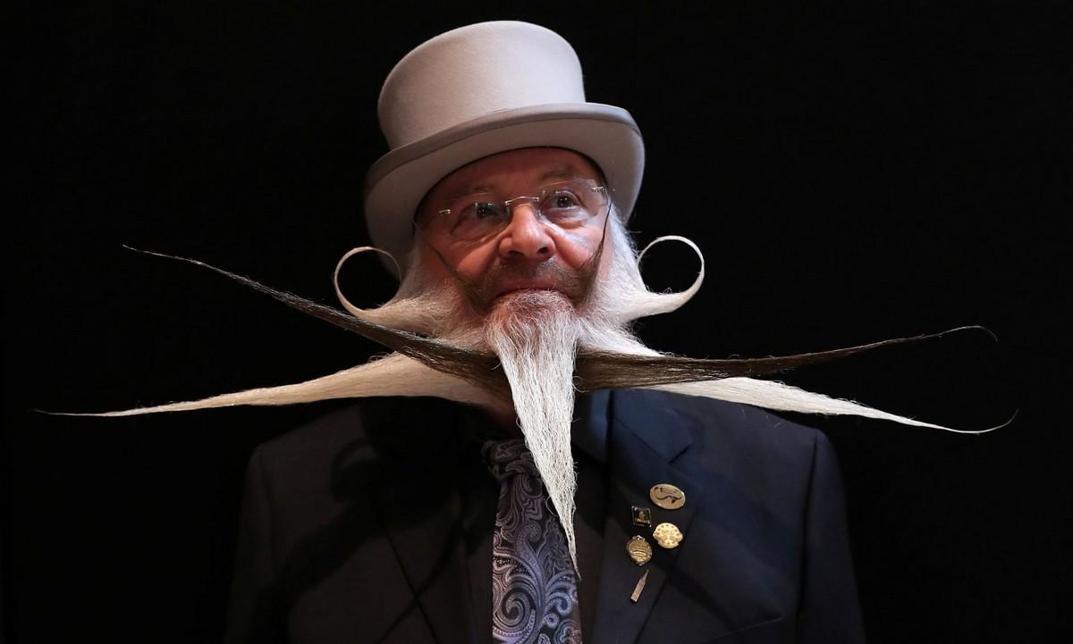 У Бельгії пройшов чемпіонат світу серед бороданів і вусанів (ФОТО)