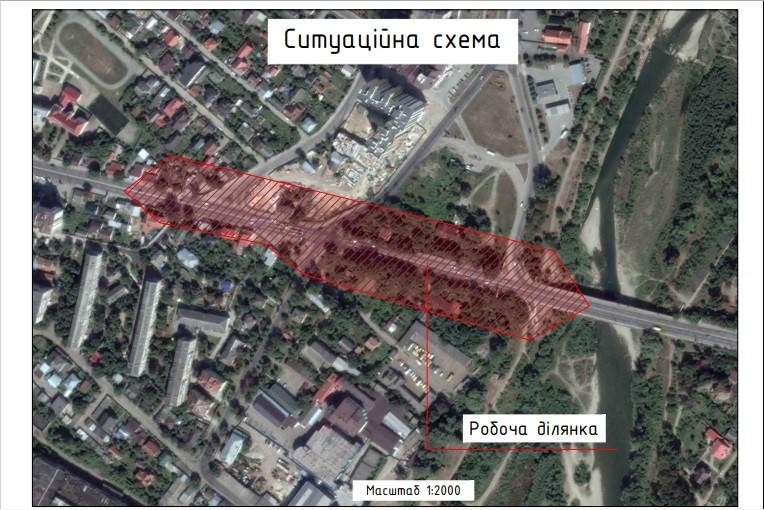 Перехрестя вулиць Івасюка – Незалежності – Микитинецька реконструюють