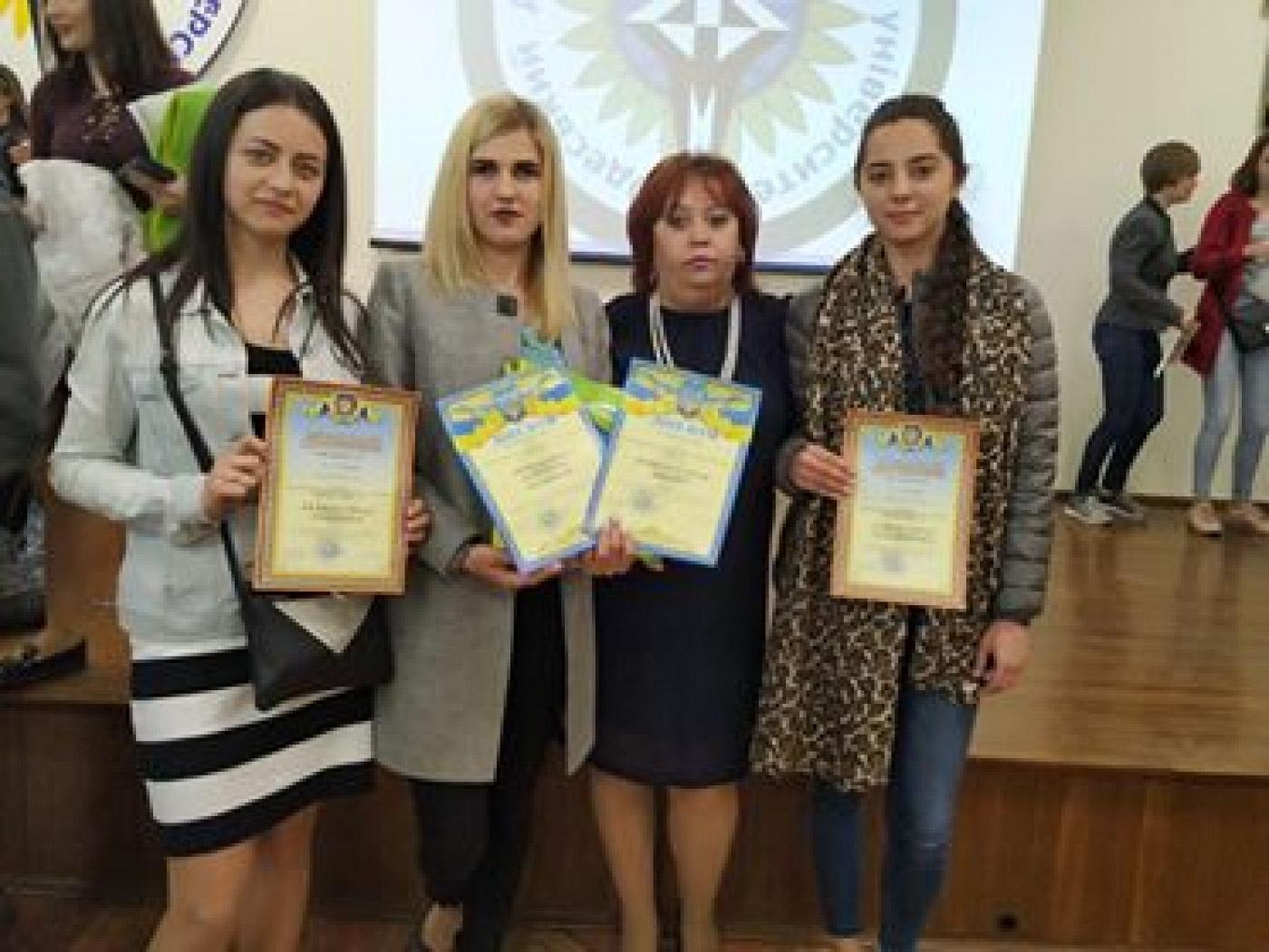 Студентки франківського вишу посіли друге місце на Всеукраїнській олімпіаді з екології (ФОТО)