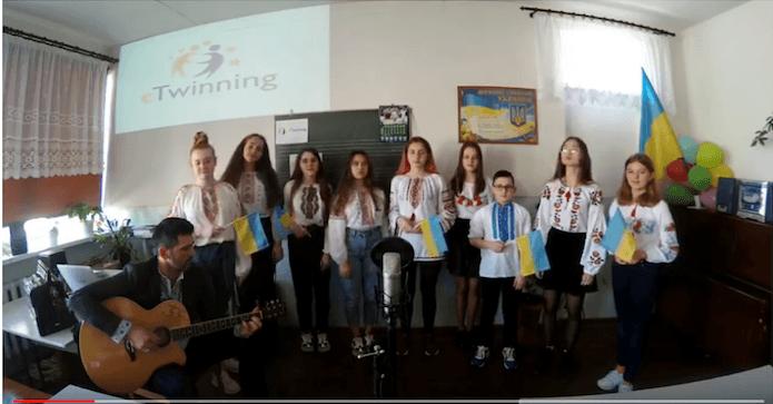 Як франківські учні стають частиною європейської шкільної спільноти (ФОТО, ВІДЕО)