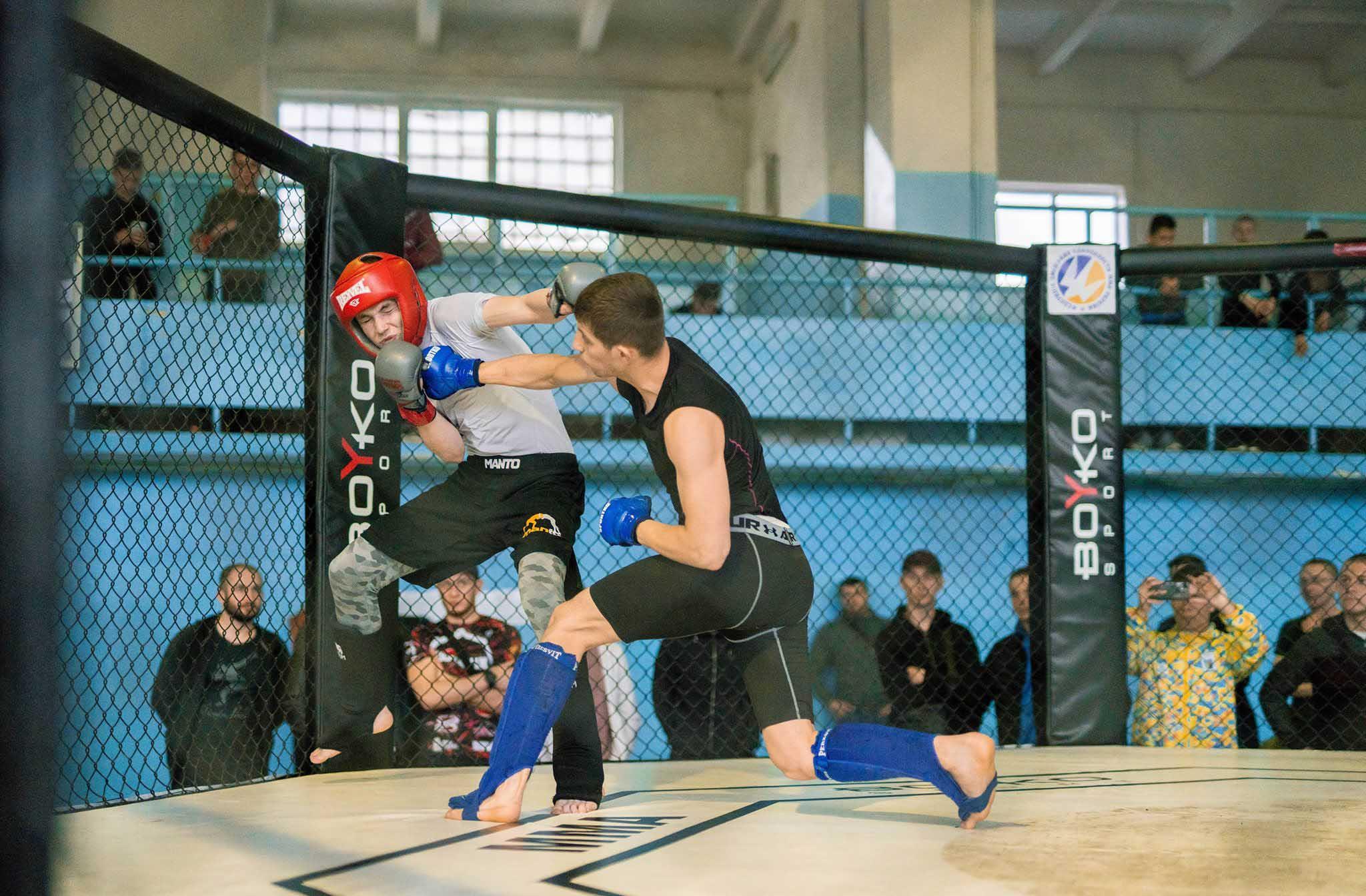 Більше сотні бійців змагалися на Кубку міста зі змішаних єдиноборств (фоторепортаж)