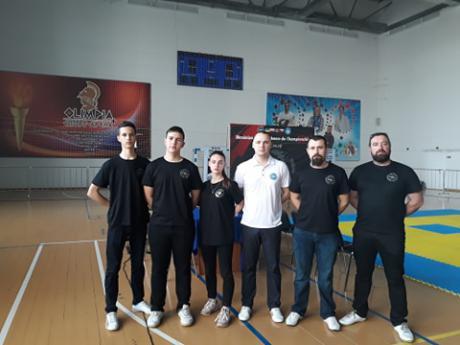 Прикарпатські тхеквондисти завоювали 26 медалей на міжнародному турнірі в Дніпрі