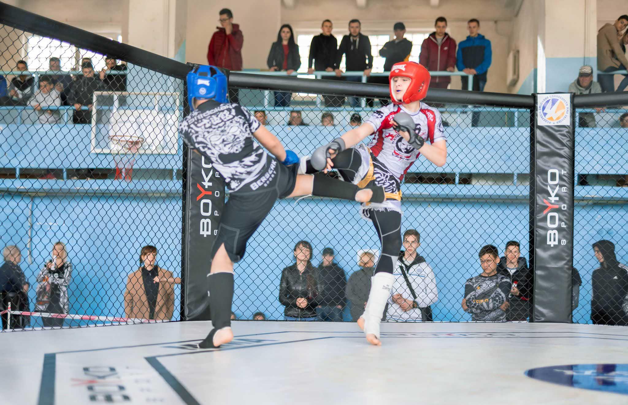 Більше сотні бійців змагалися на Кубку міста зі змішаних єдиноборств (ФОТО)