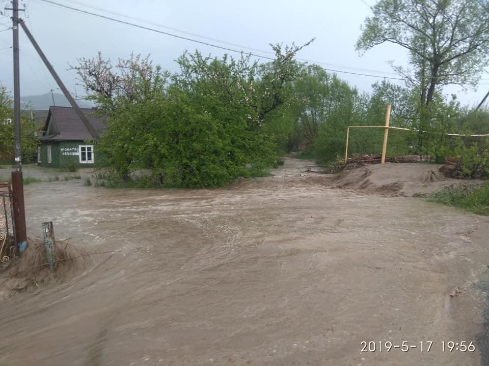 У Ямниці повінь пошкодила 300 домівок