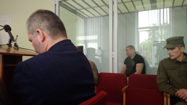Справа стрільця з-під Ратуші: Дерещук заявив, що судді навмисно затягують процес