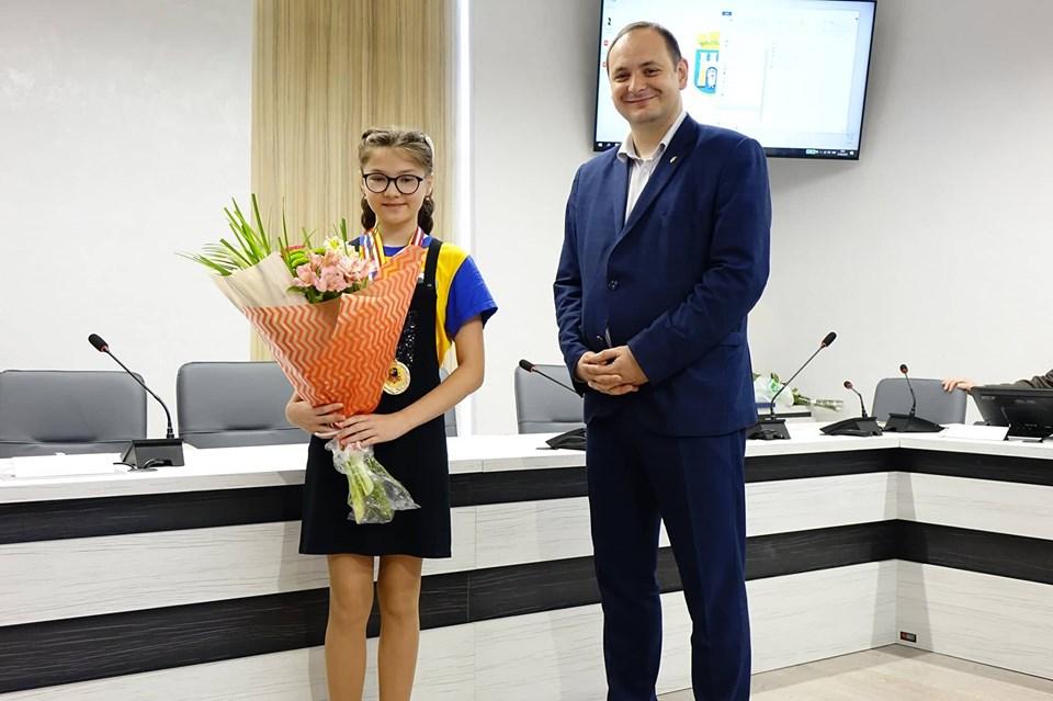 Юна франківка стала чемпіонкою Європи з шашок (ФОТО)