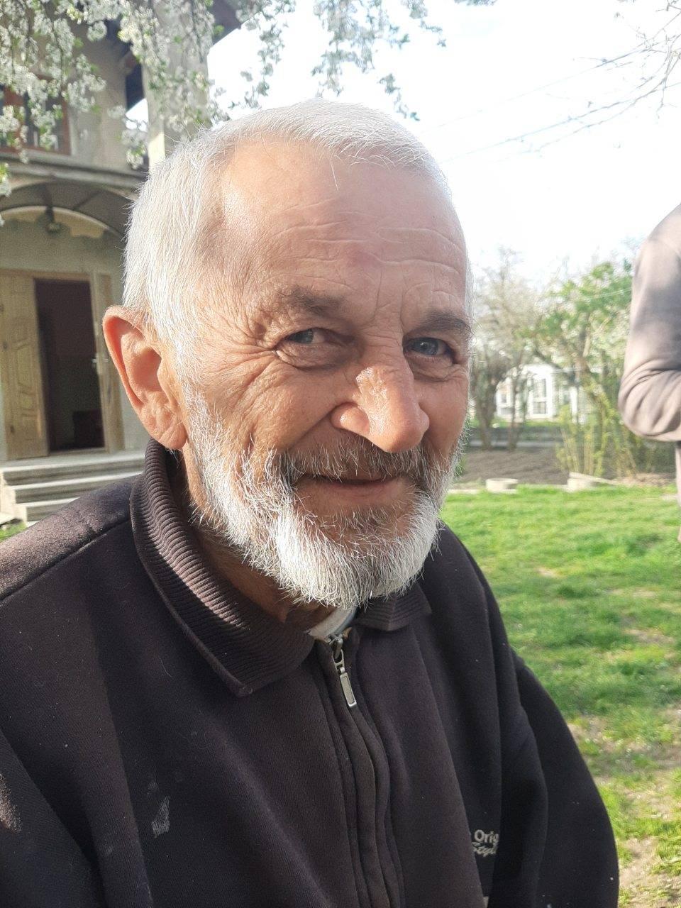 В Івано-Франківську зник 71-річний чоловік (ФОТО)