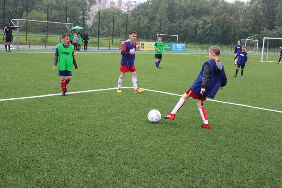 У Франківську нагородили учасників і переможців турніру«Футбольні зірки нашого двору» (ФОТО)