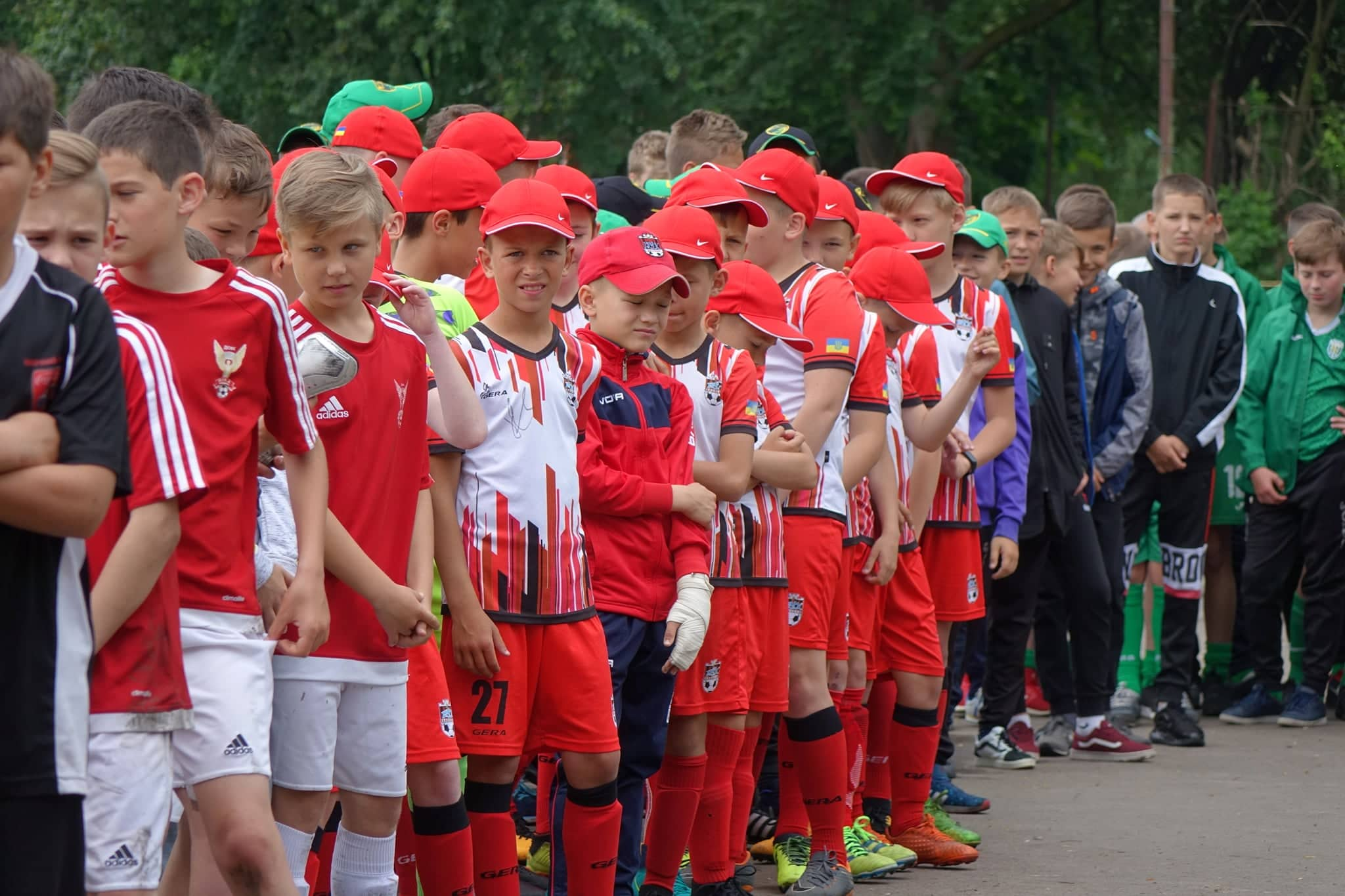 У Франківську відбувся футбольний турнір імені Петра Савчука (ФОТО)