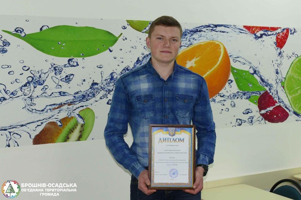 Прикарпатець гідно представив область на конкурсіюних кухарів України (ФОТО)