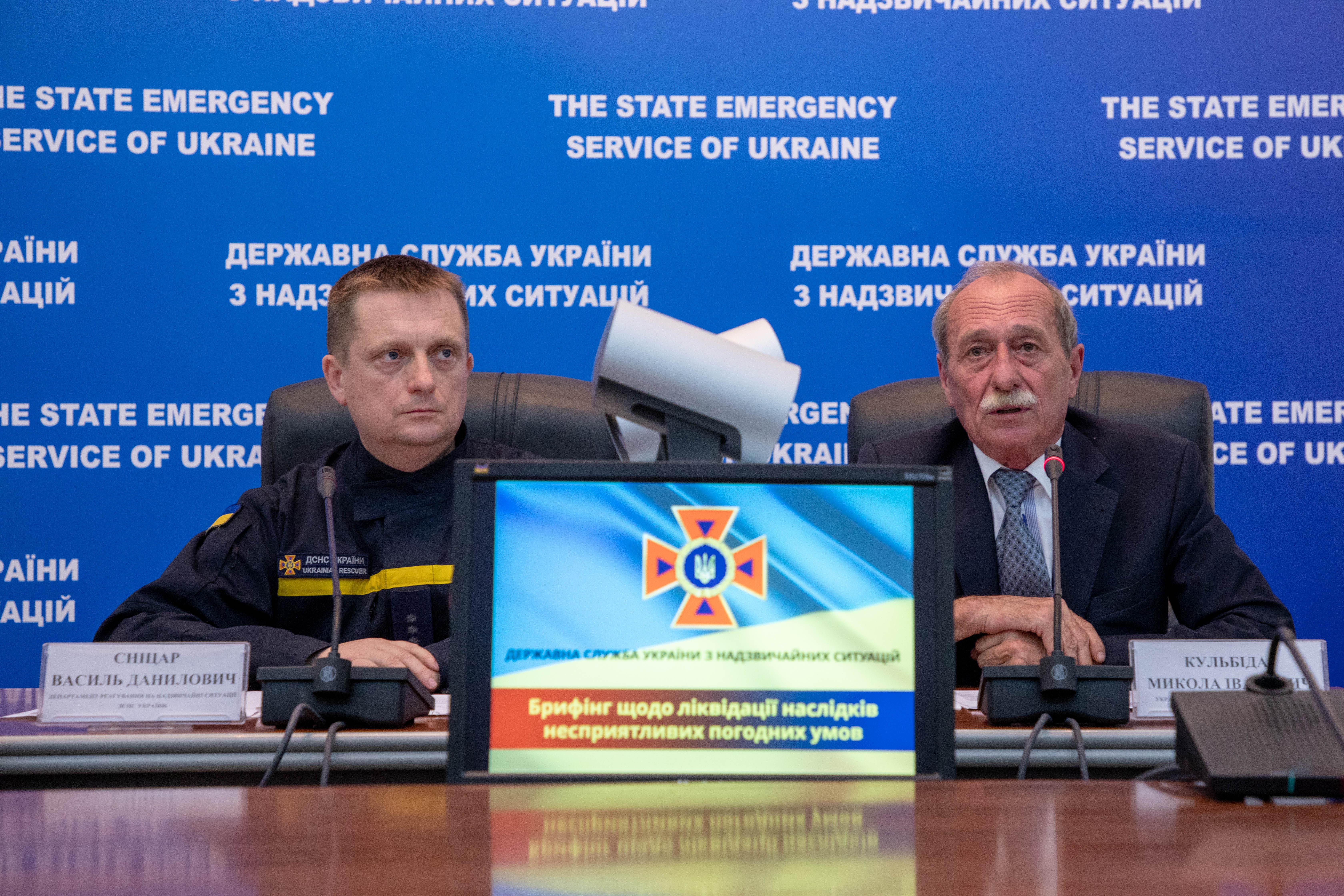 Ситуація нормалізується, – рятувальники і синоптики про негоду в області