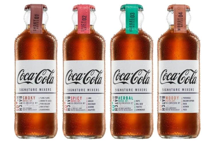 Новий дизайн та смаки: Coca-Cola випустить екзотичні напої-мікси