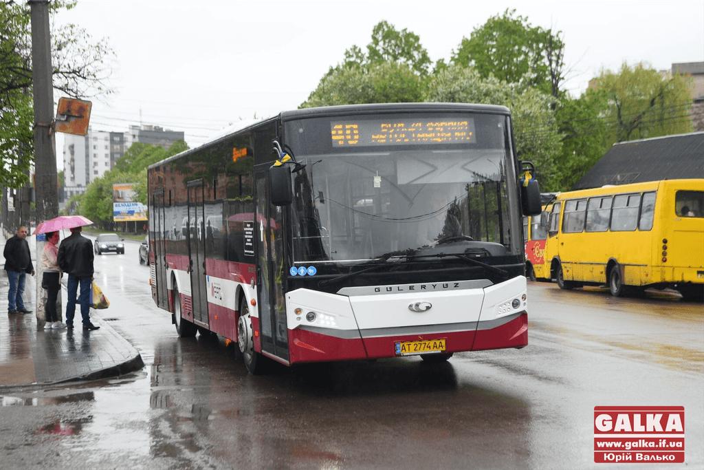 У Франківську урочисто запустили новий комунальний маршрут: з'єднує Каскад та АС-3 (ФОТО)