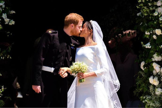 Принц Гаррі та Меган Маркл стали батьками