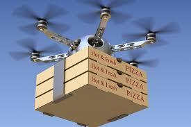 У Фінляндії запускають сервіс доставки їжі дронами