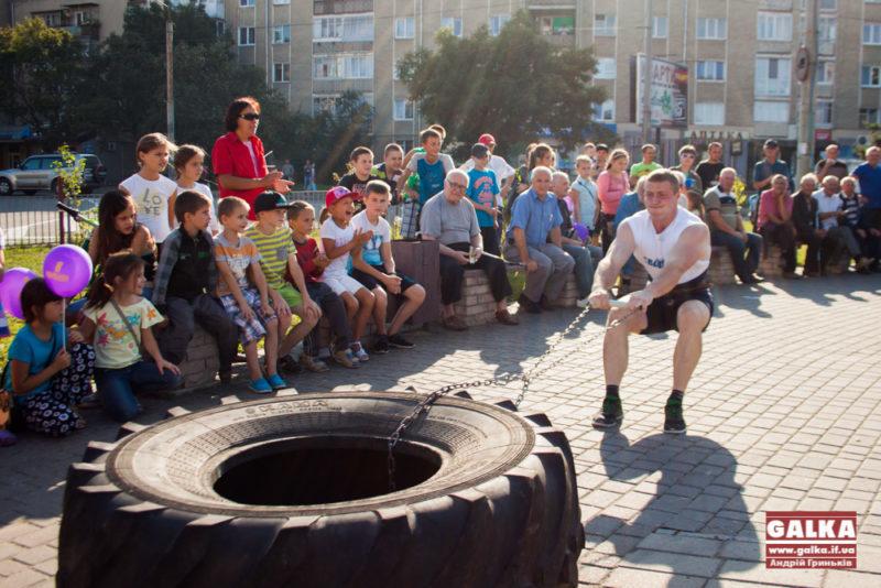 Івано-Франківськ прийме богатирські ігри на кубок Європи