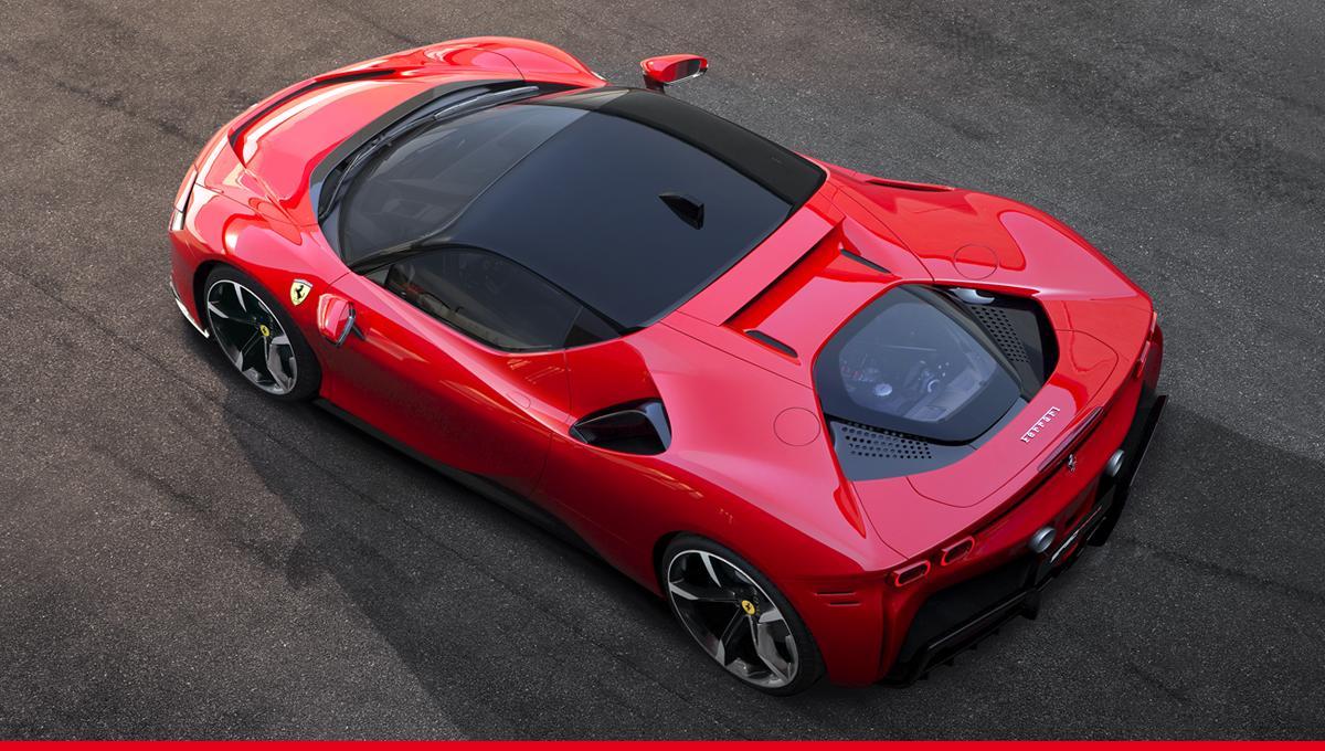 Компанія Ferrari представила суперкар з чотирма двигунами (ФОТО)