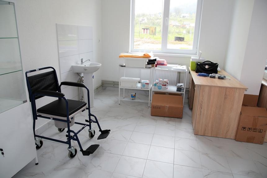 На Франківщині відкрили ще одну амбулаторію сімейної медицини (ФОТО)