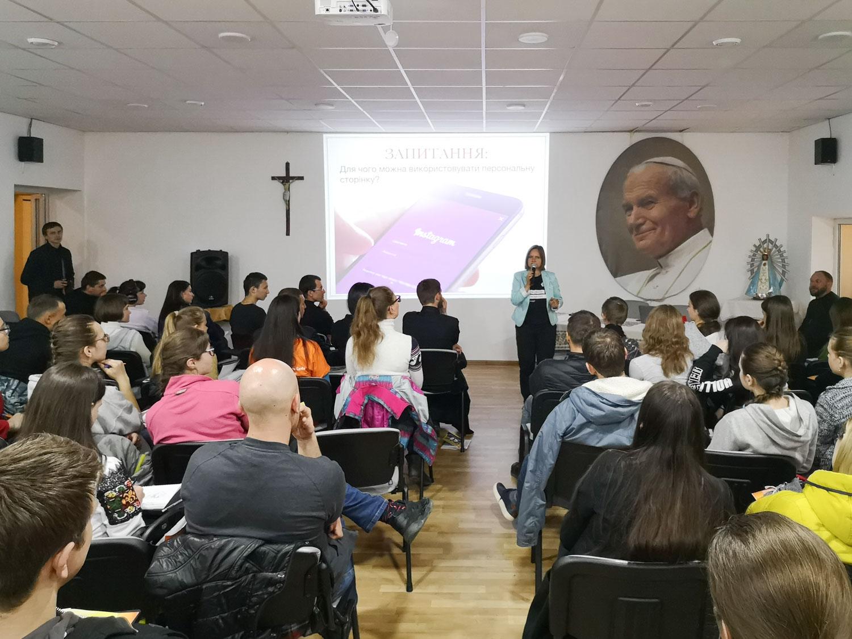 УГКЦ провела Дні формування молоді (ФОТО)