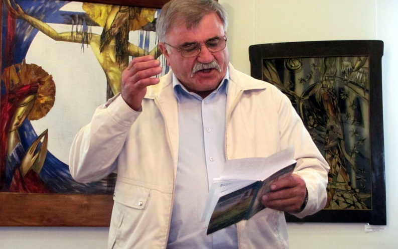 Лауреатом премії імені Василя Стефаника став Іван Війтенко