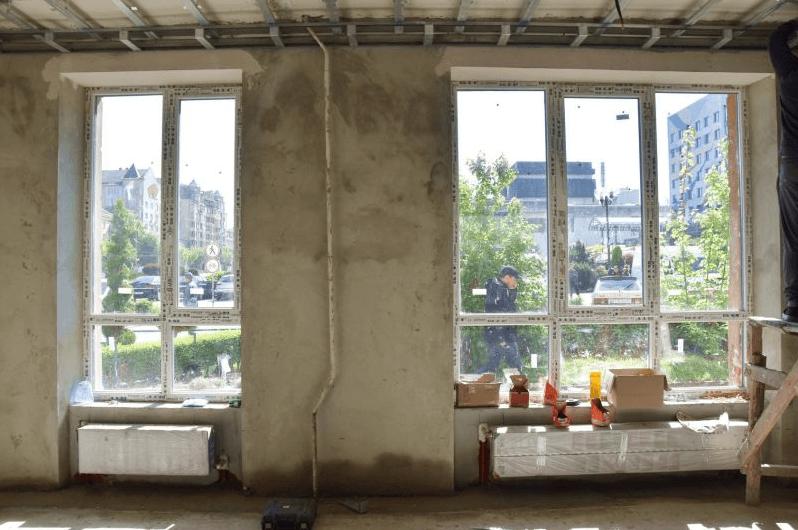 Сучасний простір для дітей: у Центрі освітніх інновацій триває ремонт (ФОТО)