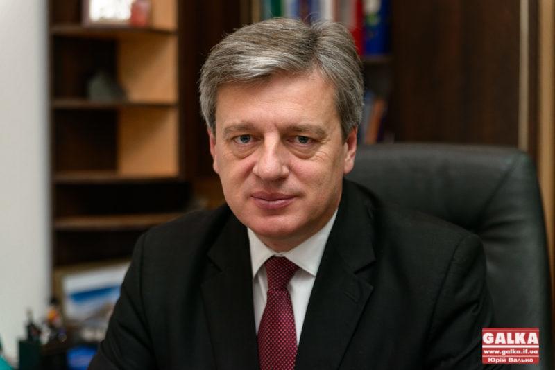Студентів кличуть на онлайн-розмову з ректором Прикарпатського університету