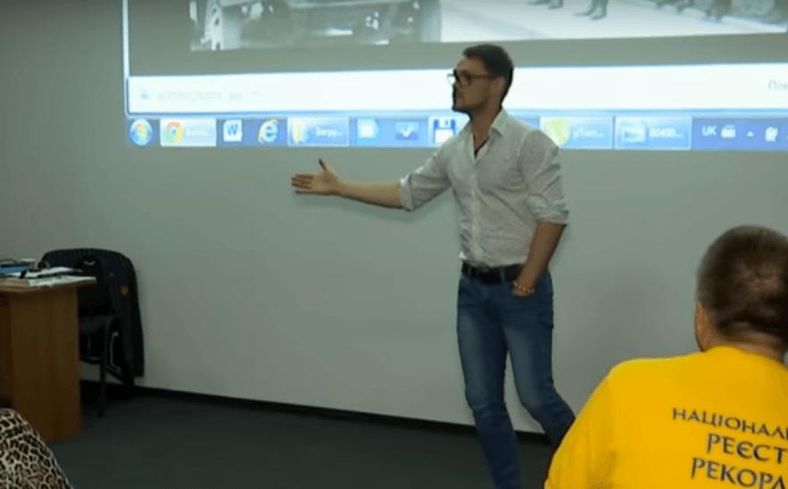 Найтриваліша лекція: франківський викладач встановив рекорд України (ВІДЕО)