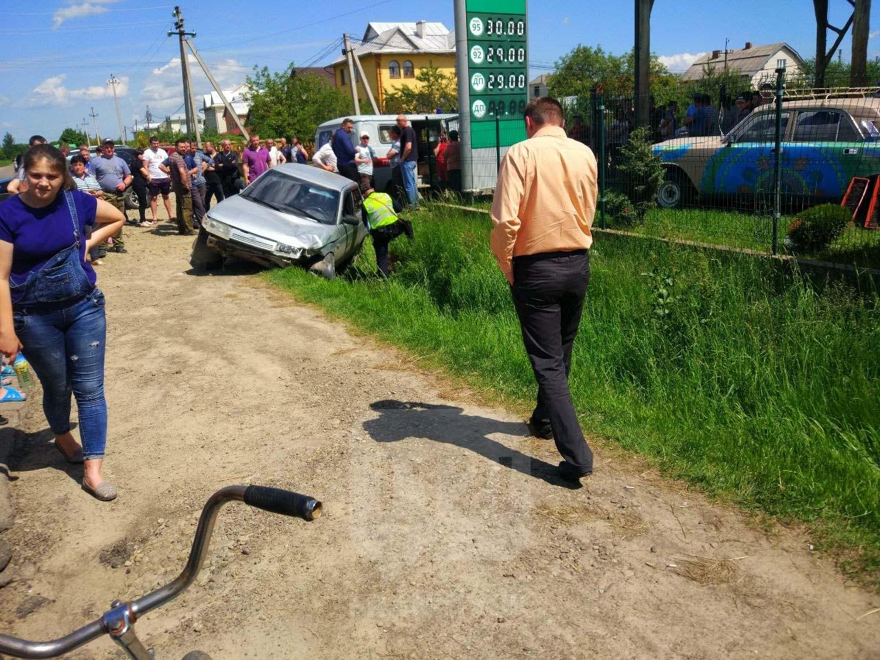 Водій, який вранці вчинив смертельну ДТП у Перегінську, був п'яний (ВІДЕО)