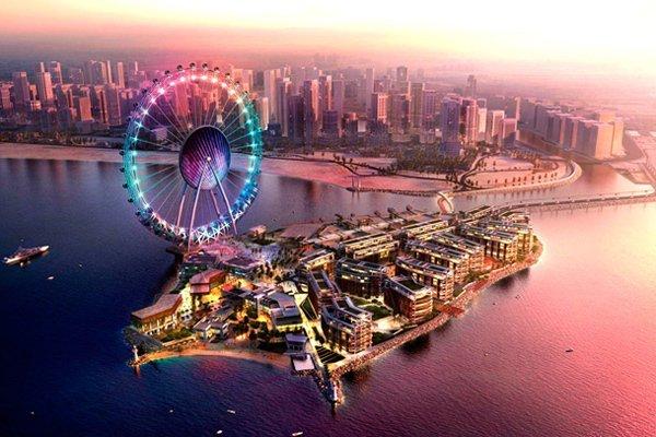 Наступного року в Дубаї відкриють найбільше колесо огляду в світі