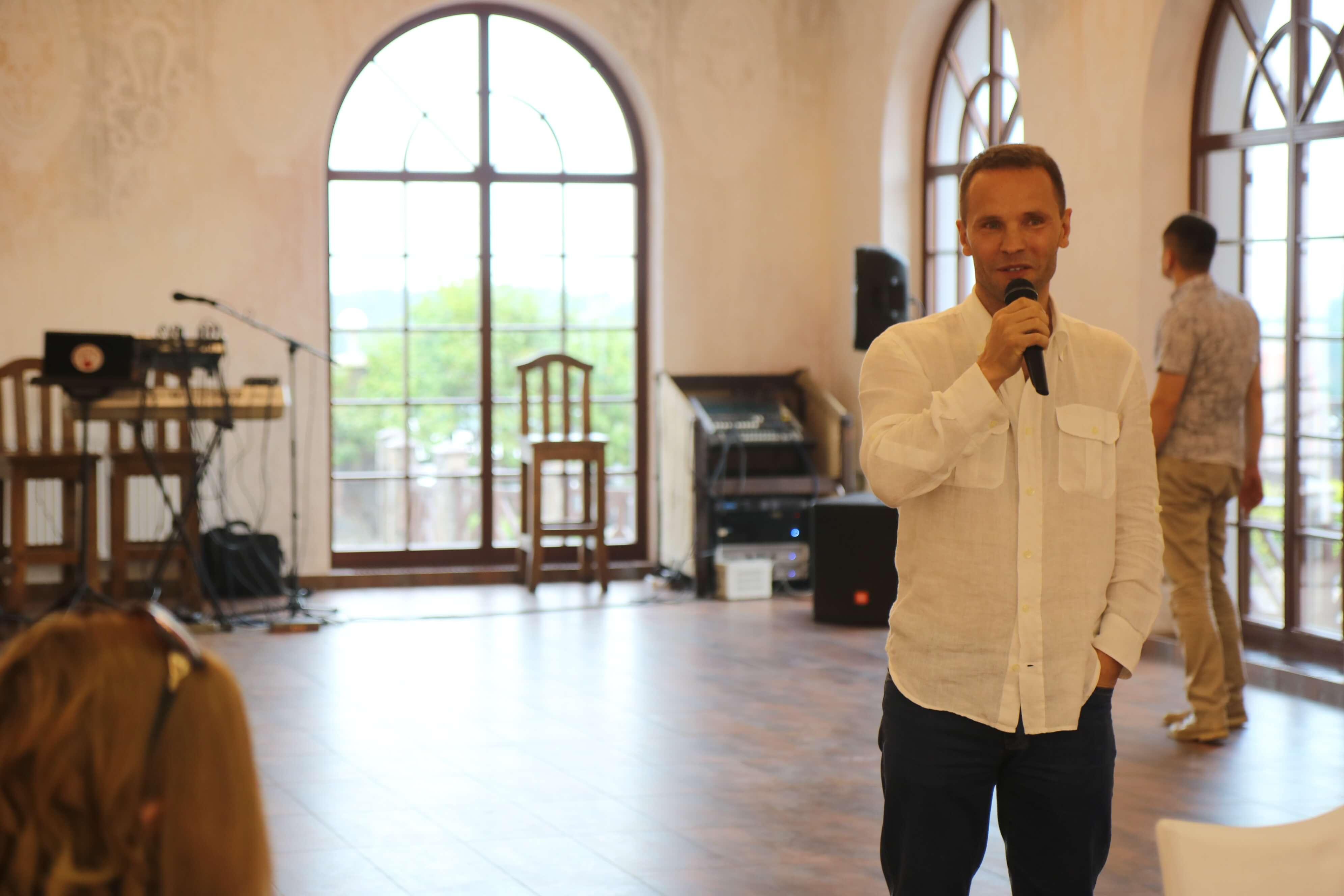 Не розумію, для чого ставати нардепом по кілька разів, – Юрій Дерев'янко не йде у ВР (ФОТО)