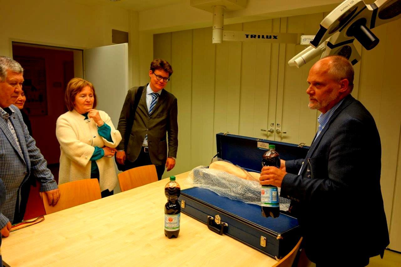 Викладачі ІФНМУ відвідали Німеччину для обміну досвідом з колегами (ФОТО)